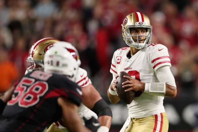 Niners' Garoppolo Has Reached a Higher Level
