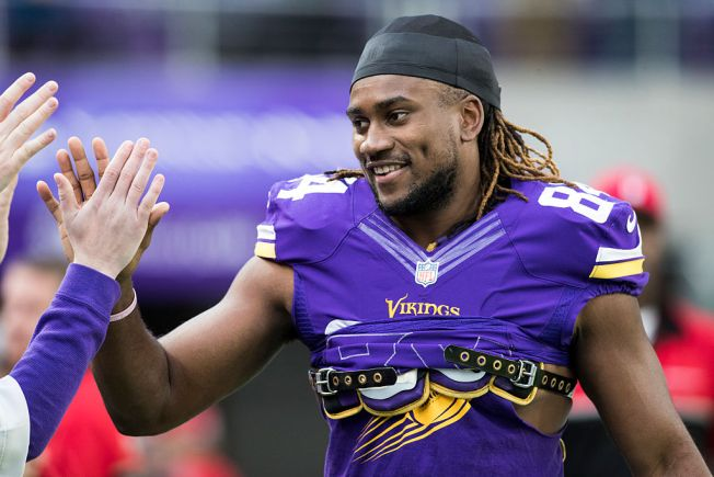 Raiders Reported to Have Interest in Ex-Viking Patterson