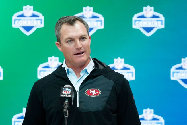 Lynch Says 49ers Would Trade No. 2 Overall Pick