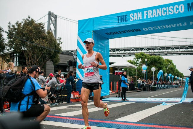 First-Time Winners Cross the Finish Line at San Francisco Marathon