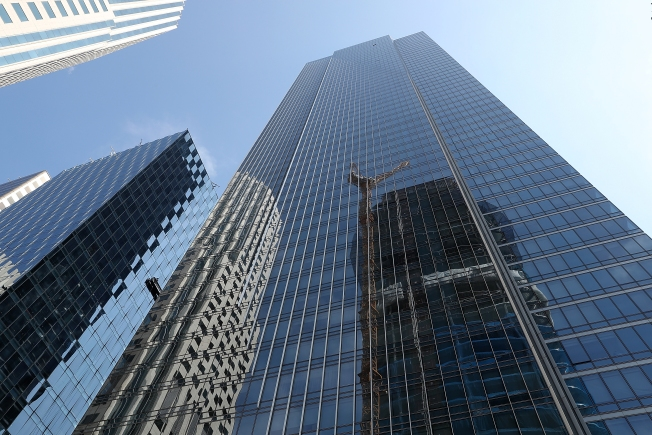 San Francisco Sues Developer Over Sinking Tower