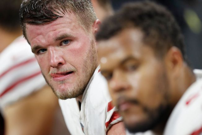 Niners Love What They See of Mike McGlinchey
