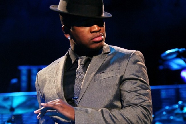 Ne-Yo Does Michael Jackson in Oakland