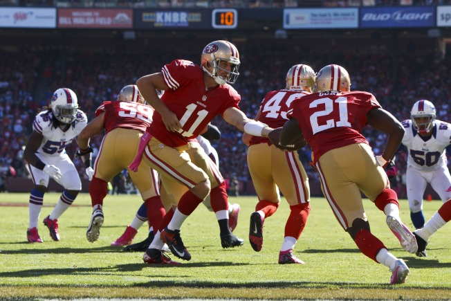 'Evil Genius' Roman Has Breathed Life Into 49ers Offense