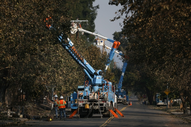 PG&E Suspends Dividends Amid Worries Over Fire Liability