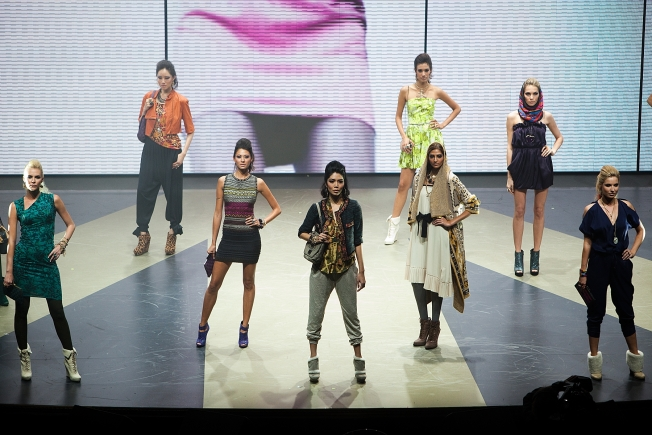 Macy's Glamorama, a Night of Fashion and Music