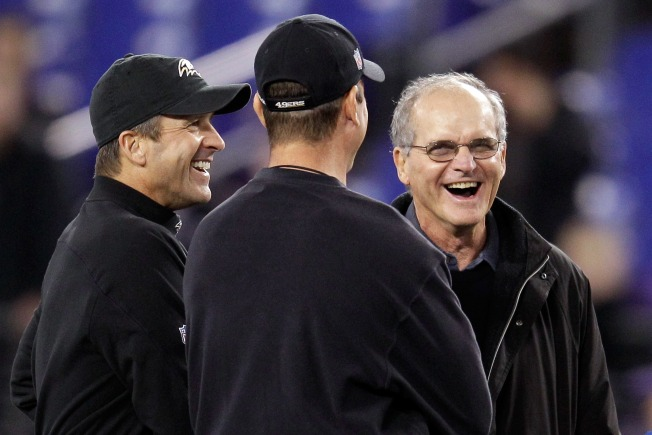 Oh, Baby! Harbaugh Scores New Son