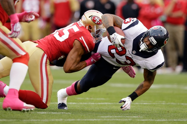 So Far, Reid Has Been a Hit for 49ers