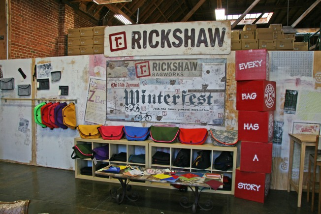 Rickshaw Bags Are Made in San Francisco