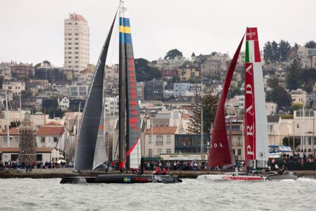 America's Cup Super Sunday Preview