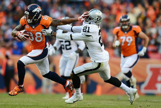 Raiders' Sean Smith off to Bad Start in Camp