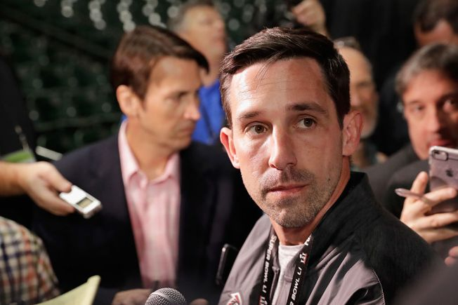 Unlike Harbaugh, Shanahan Will Have 53-Man Roster Control