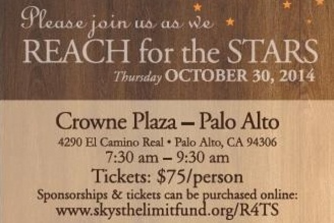 The Sky's the Limit Fund's 5th Annual Reaching for the Stars Breakfast