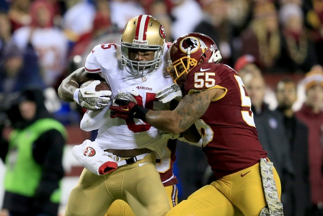 Niners Offense Shows More Life in Win