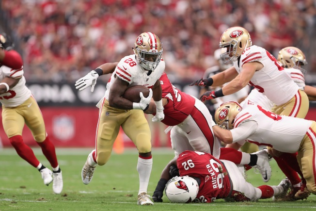 49ers Stunned by Cardinals in Overtime, Fall to 0-4