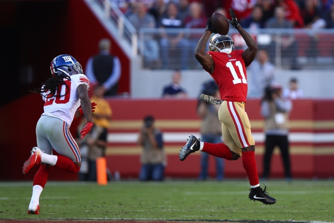 Heartbreaking Loss for Marquise Goodwin Hours Before 49ers' First Win