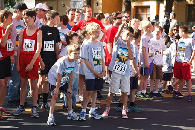 Willow Glen 5K 2014
