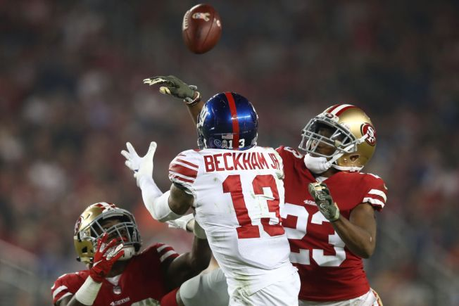 a3f41503bff Niners Need Witherspoon to Bounce Back in 2019 - NBC Bay Area