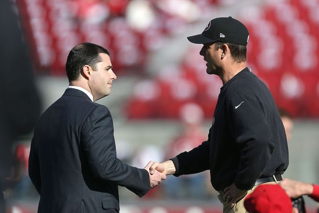 Niners Still Haunted by Jim Harbaugh Mistake