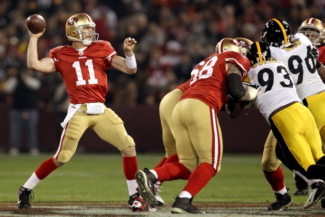 Niners Confident They Can Beat Saints' Blitz
