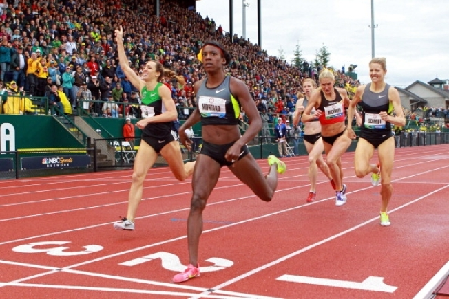 Cal Grad Alysia Montano Will Run Olympic 800m