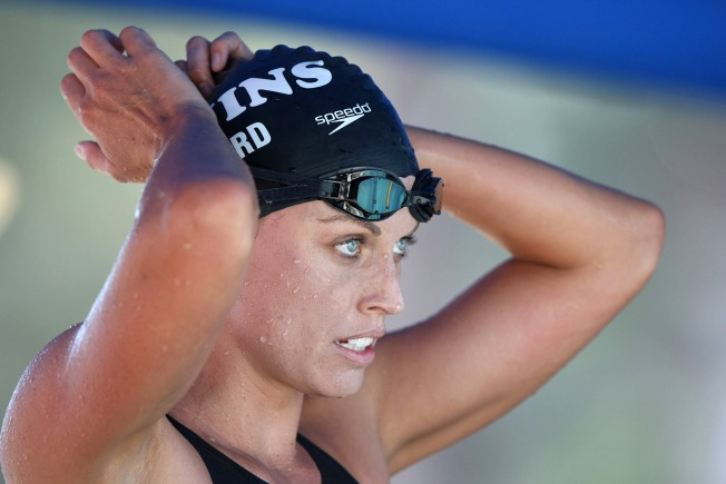 Olympic Swimmer Amanda Beard Welcomes Baby Boy