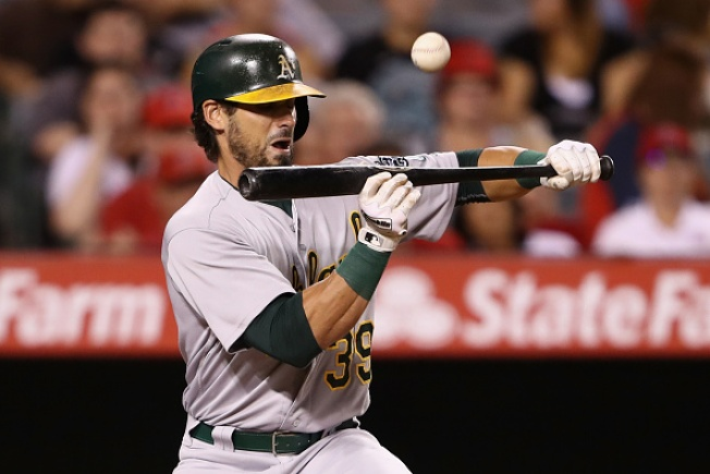 A's Waste Another Gem From Rookie Manaea in Loss to Angels
