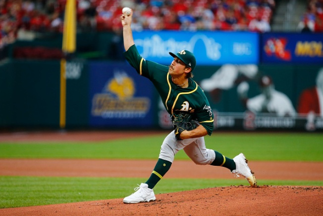 Mengden, A's Outlast Cardinals in Pitchers' Duel