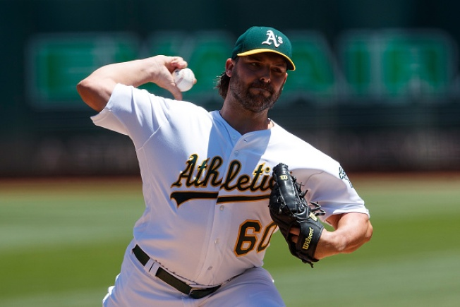 A's Top Cardinals to Earn Weekend Mini Sweep