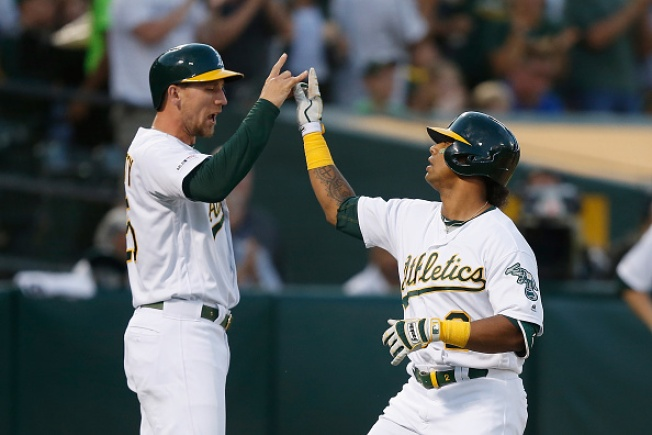 A's Win Second Straight Over Yankees