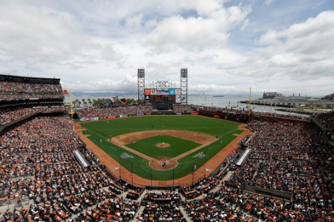 Cops Investigate Owner of Home Run Ball at AT&T Park
