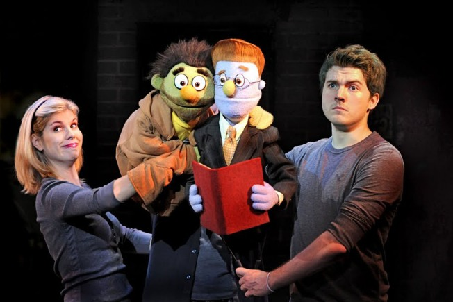 1/12: The Puppets Get Real on Avenue Q