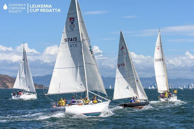 San Francisco Leukemia Cup Regatta 2016