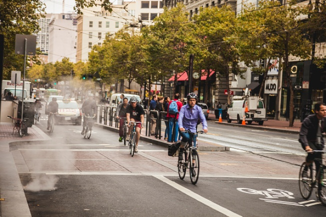 San Francisco Cyclists to Protest Police Crackdown on Bicyclist Violations