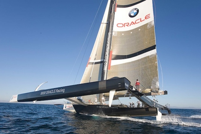 City Drops America's Cup Price Tag