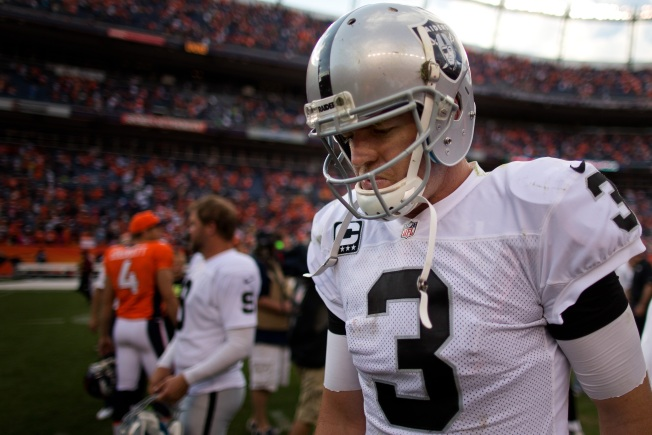 Raiders Trying to Fix Problems on Third Down