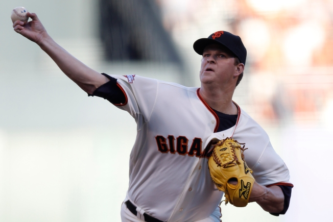 Make-A-Wish Succeeds at Matching $50K Donation by San Francisco Giants Pitcher Matt Cain