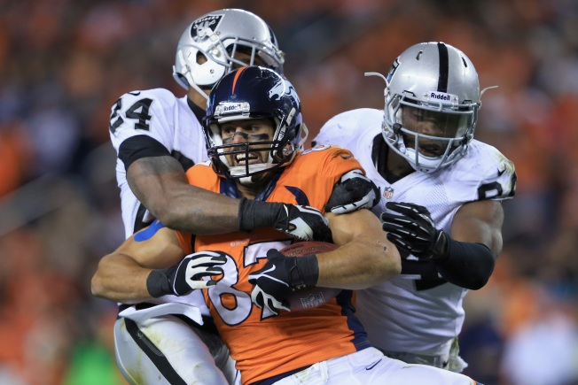 Raiders Defense Has Made Huge Strides