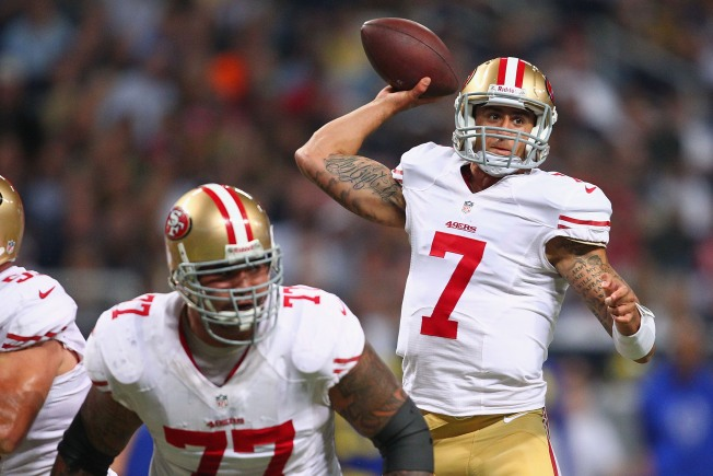 Niners Hope to Rebound With Win Sunday