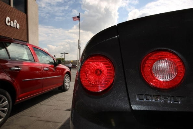 GM Recalling Nearly 780,000 Older Compact Cars
