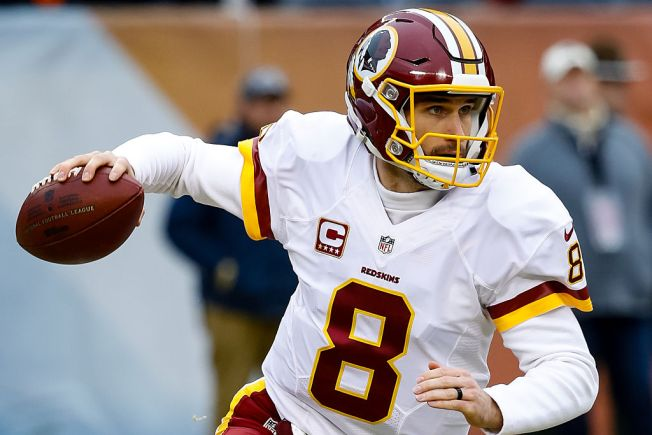 Kirk Cousins Has All the Leverage Now