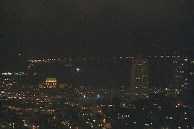 Golden Gate, Bay Bridge Go Dark for 'Earth Hour' Energy Conservation Movement