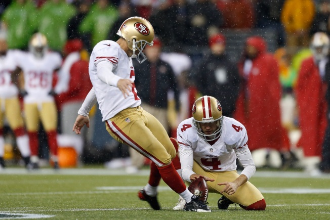 Akers' Inconsistency Has 49ers Worried