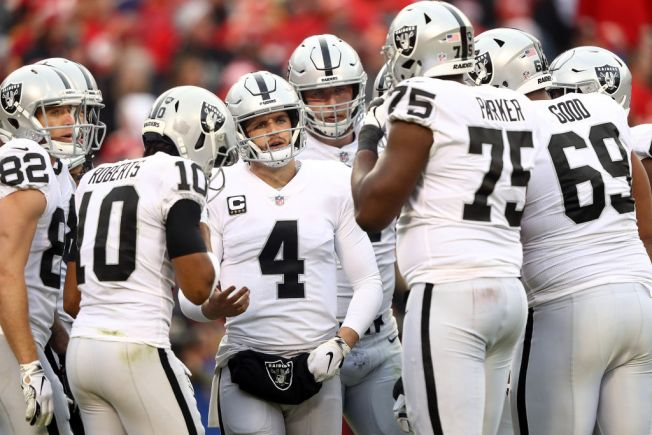 Carr Could be Poised to Repeat His 2016 Season in 2019