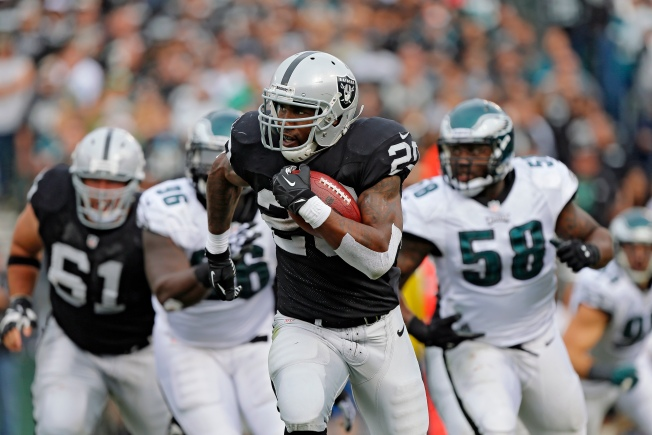 Darren McFadden Has Much to Prove