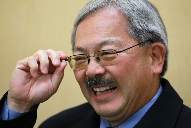 Ed Lee Makes Friendly Wager With St. Louis Mayor