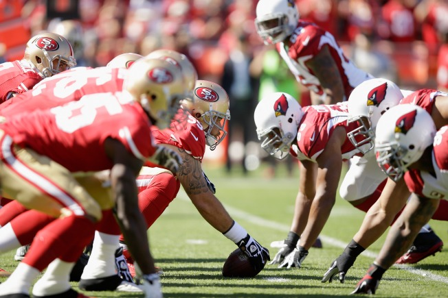 "Niners Must Beat ""Hungry"" Cardinals"