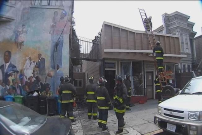 Building Fire in San Francisco's Bayview District Leaves 20 People Homeless