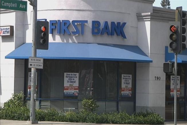 Armed Robber Shoots Two People in Campbell Bank Parking Lot; May Be Tied to Later Robbery