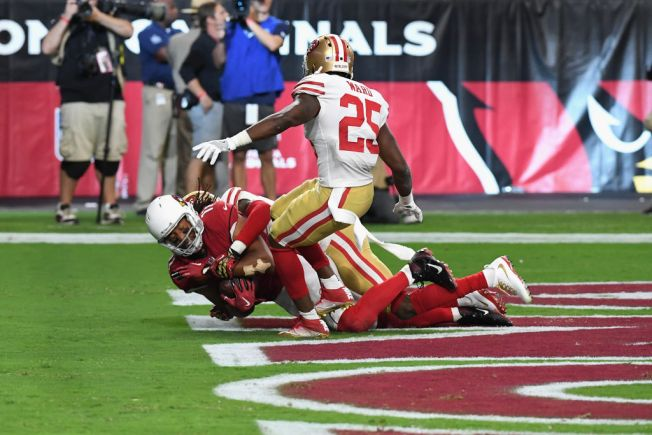 Same Story for 49ers: Close, But No Victory